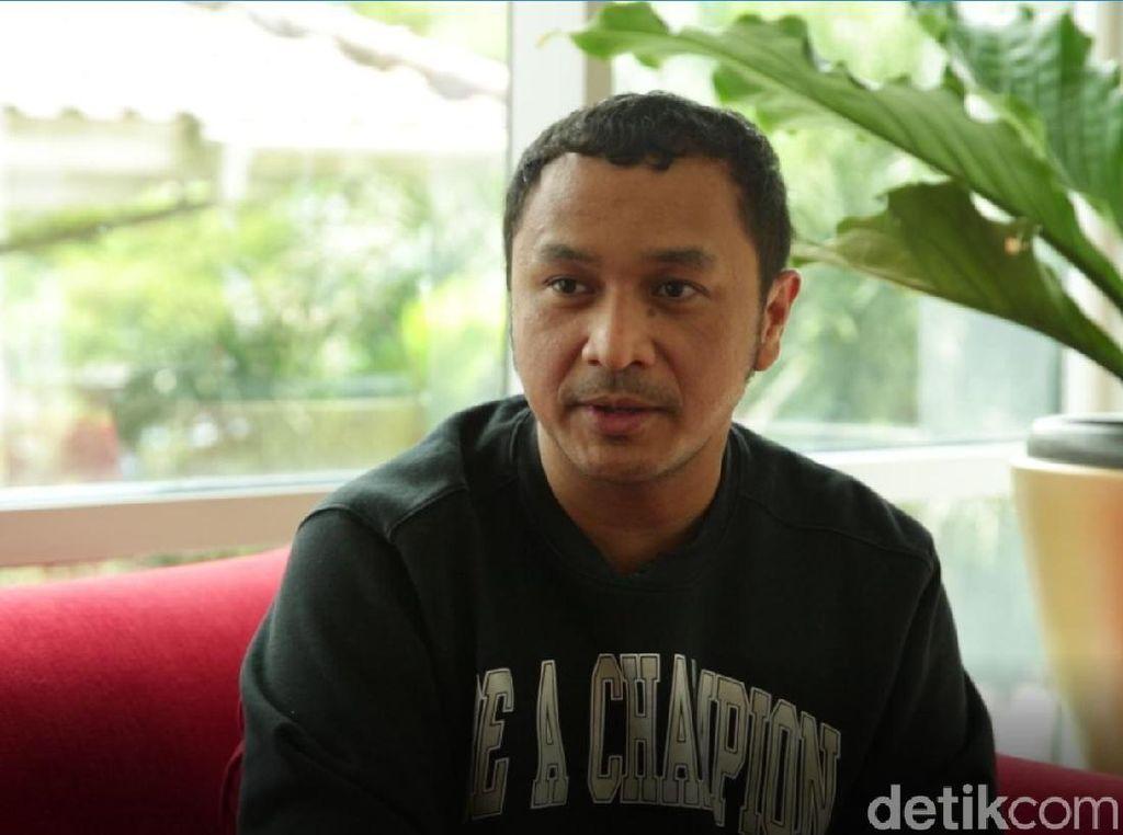 Pertemuan Giring dan Iriana Jokowi yang Bikin Salfok