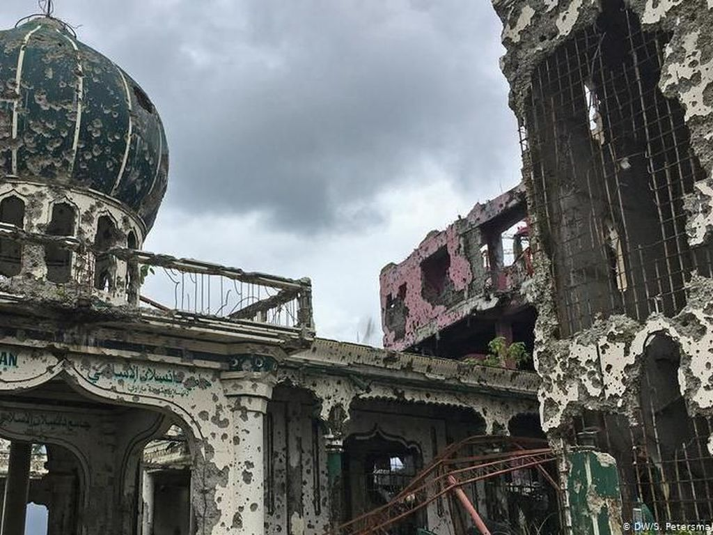 Kalah di Irak dan Suriah, ISIS Tancapkan Akarnya di Filipina