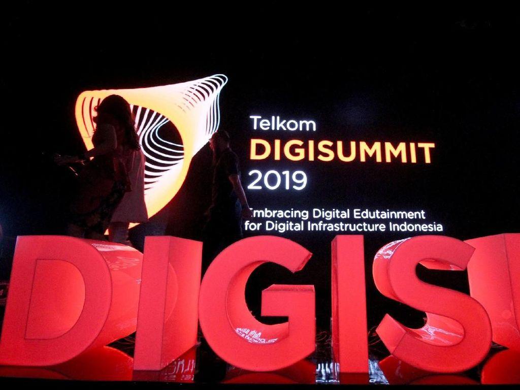Upaya Telkom Kembangkan Ekosistem Digital