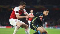 Gol-gol Arsenal yang Membungkam Napoli di Emirates