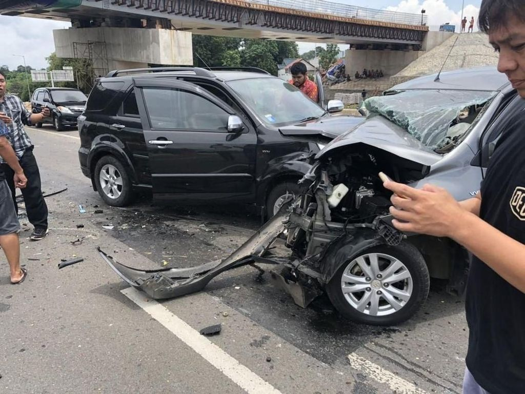 Pelajaran Berharga dari Kecelakaan Tol JORR, Perhatikan Kecepatan
