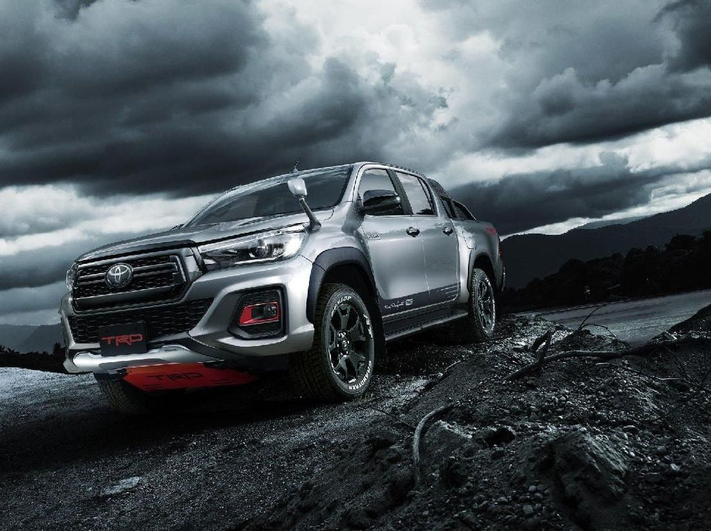 Pikap Sangar, Toyota Hilux Black Rally Edition