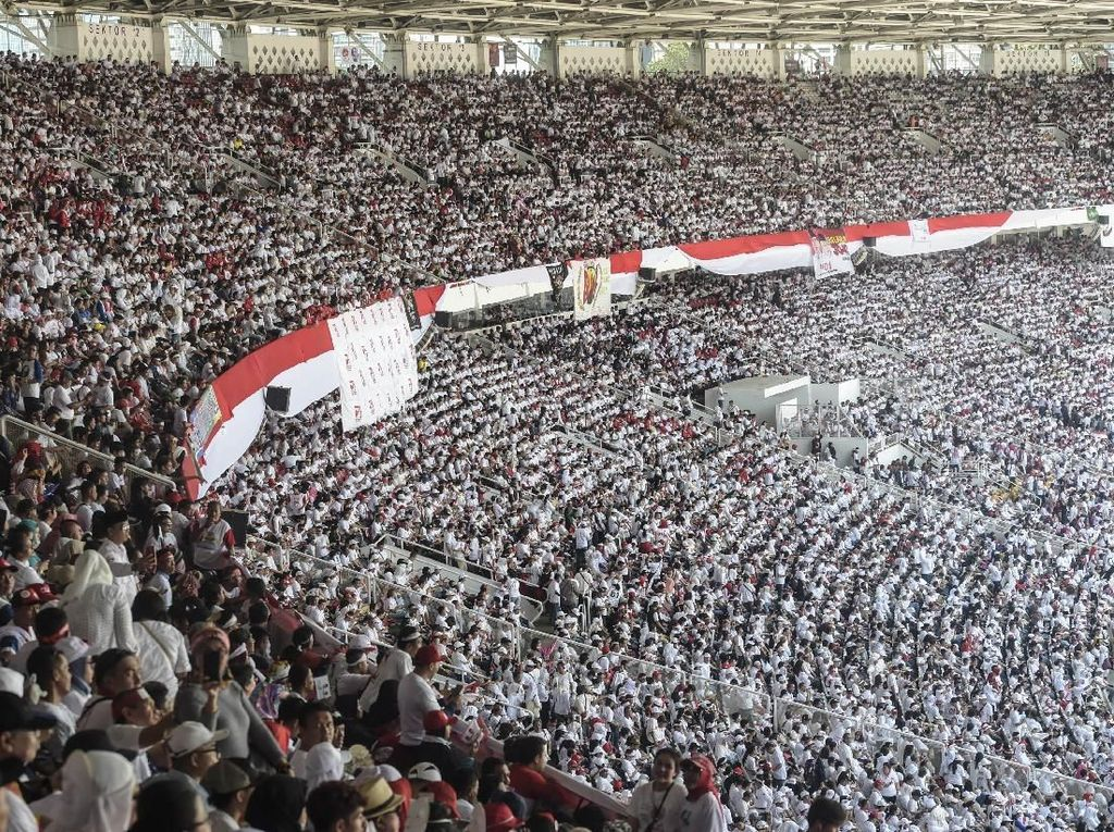 Jokowi: Tak Ada Negara Maju yang Rakyatnya Terpecah dan Pesimis