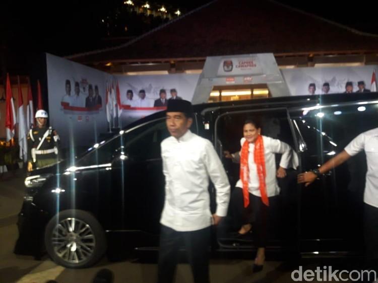 Jokowi akan Mengalir di Debat Kelima, Maruf Amin Menambahkan