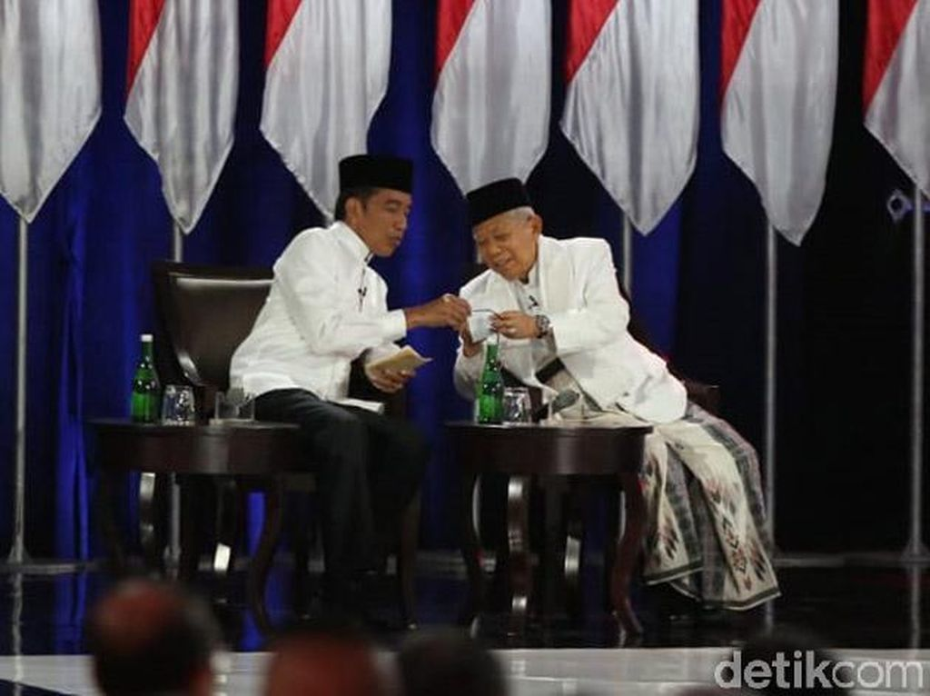 Jokowi: Masa Tenang Nggak Usah Aneh-aneh, 17 April ke TPS