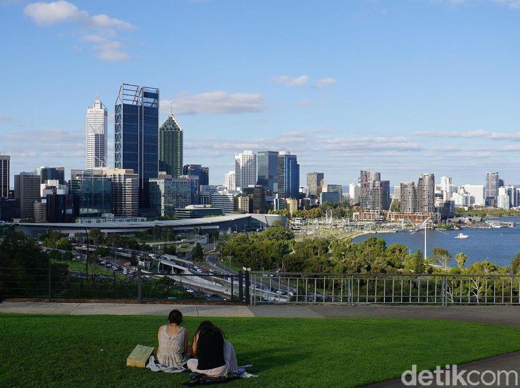 Taman Kota Terbesar Sedunia di Perth: Kings Park & Botanical Garden