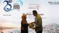 Wonderful Indonesia Raih 4 Award di Asia Dive Expo 2019
