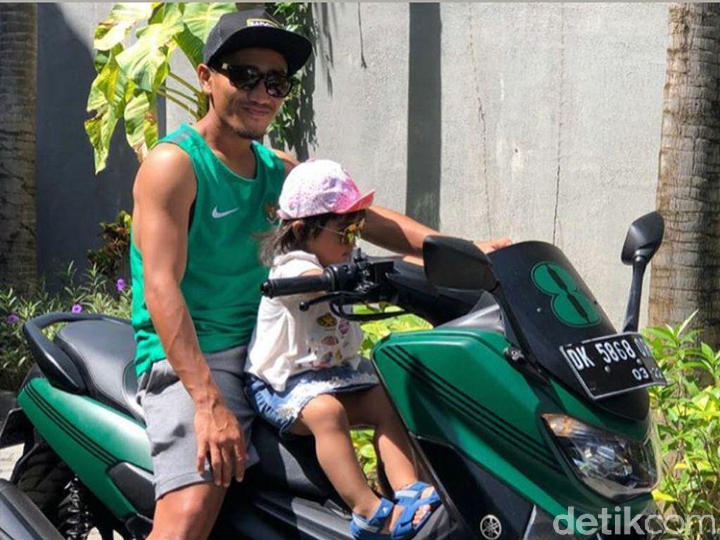 Hilang 2 Hari, Motor Gelandang Bali United Akhirnya Ketemu Lagi