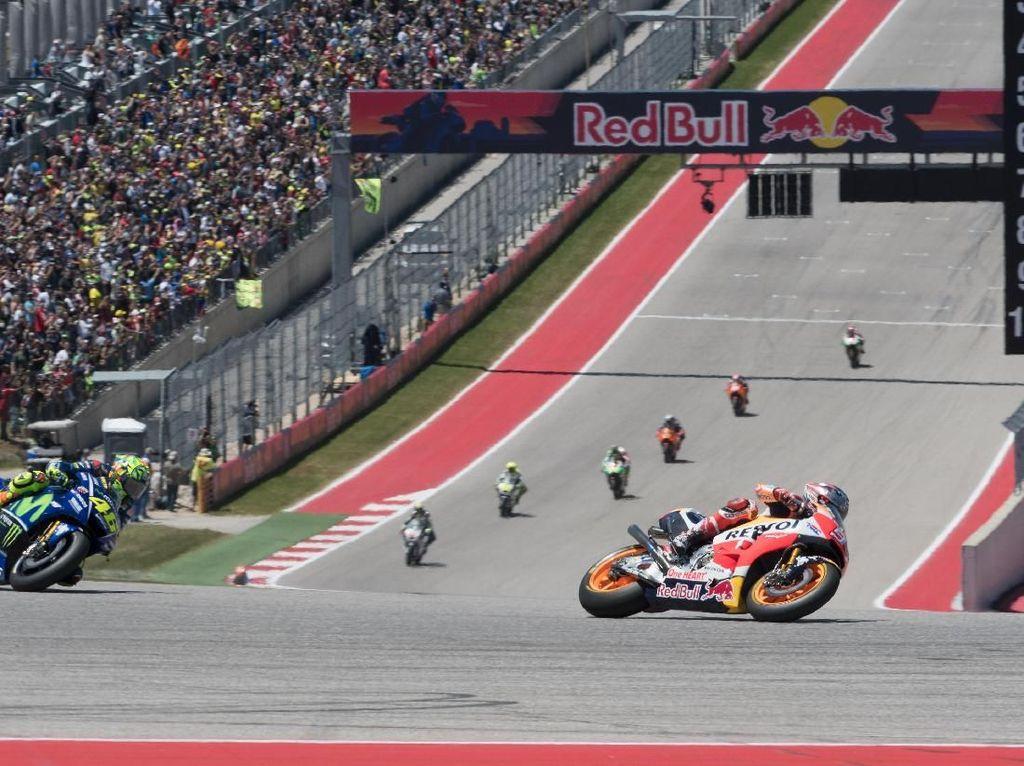 Tonton Live Streaming MotoGP Amerika Serikat Malam Ini di detikSport