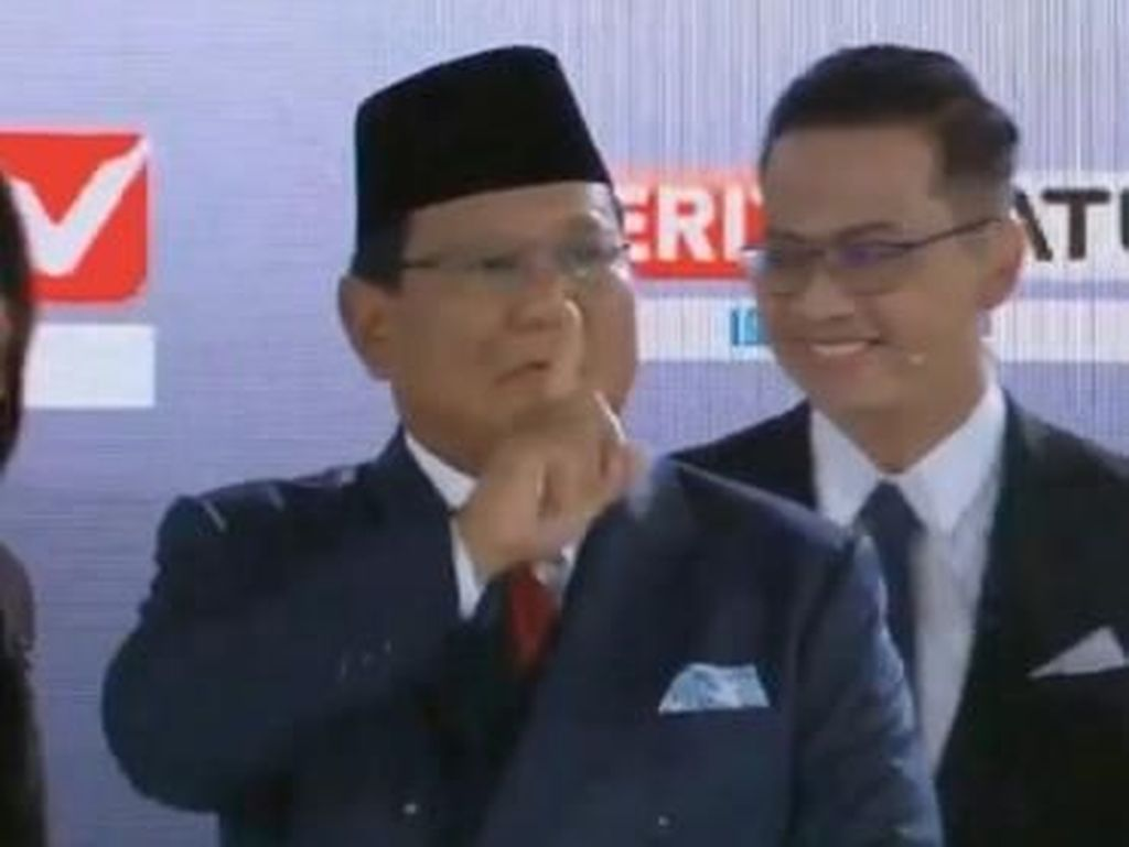 PD Kritik Prabowo yang Singgung Presiden Sebelumnya di Debat