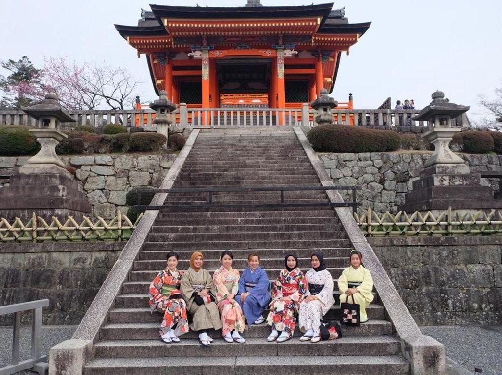 Rahasia Liburan Murah ke Jepang, Coba Tur Mandiri