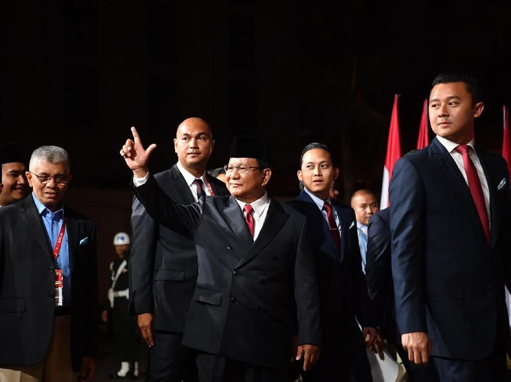 Tax Ratio Turun Tajam, Prabowo: Penerimaan Negara Hilang US$ 60 M