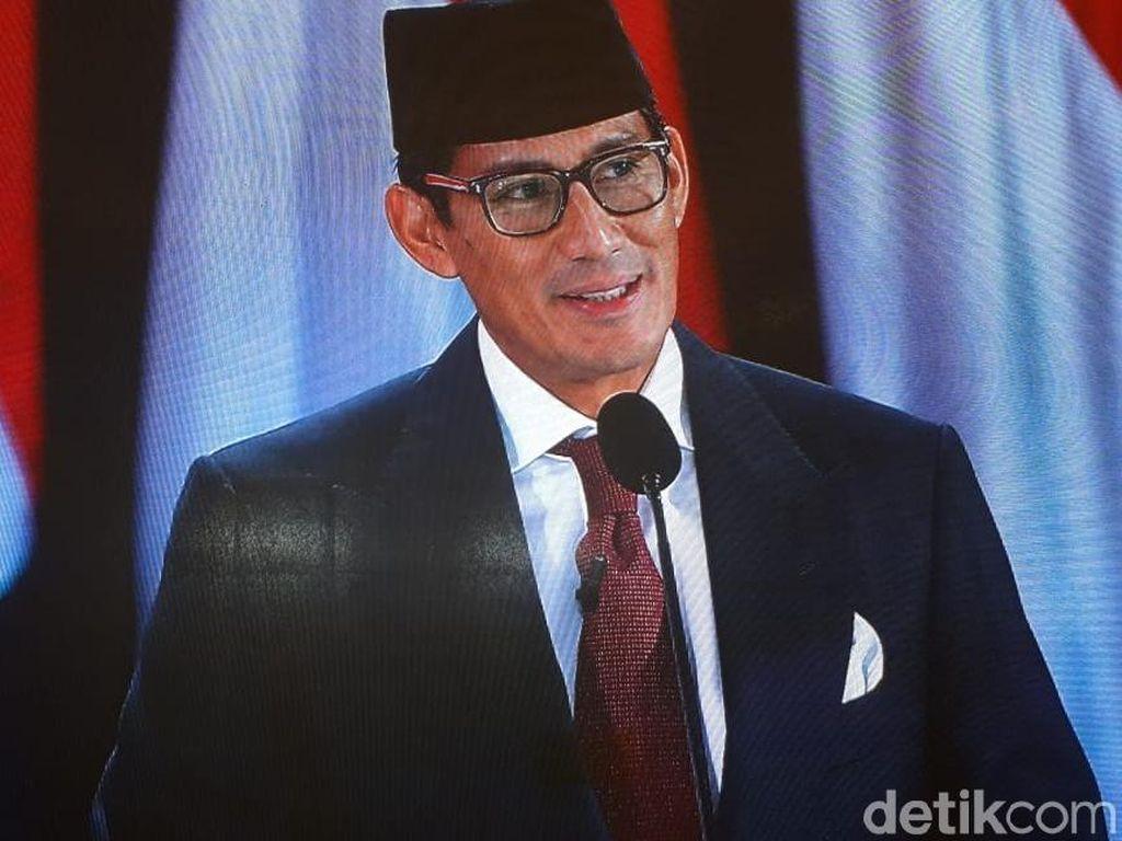 Jokowi Singgung Ibu Ini Tak Bisa Jadi Patokan, Sandiaga: Ini Fakta!