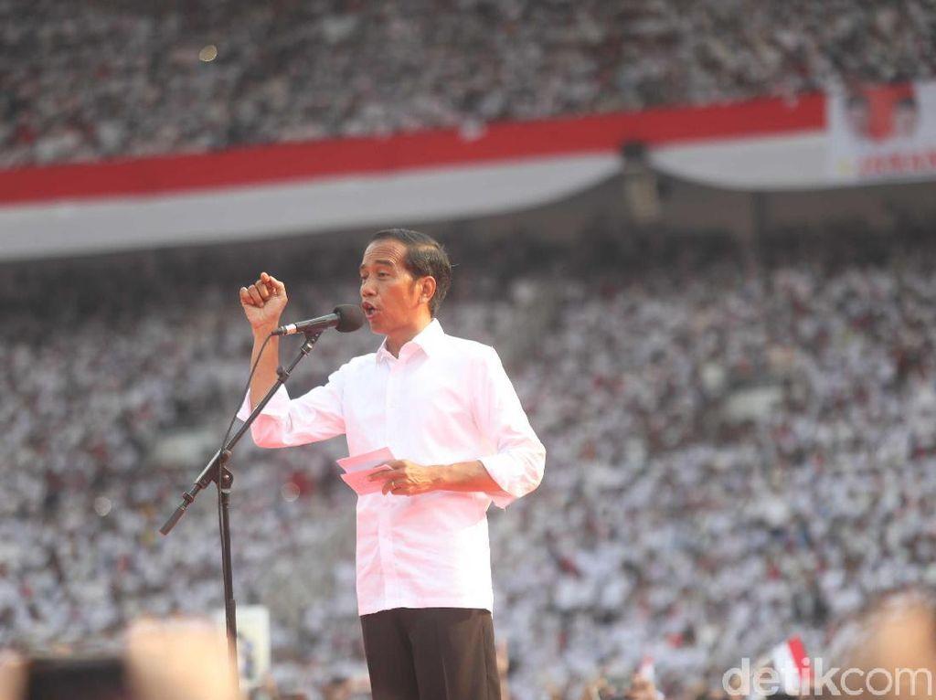 Jokowi: Indonesia Tak akan Bubar, Kita di Jalan yang Benar
