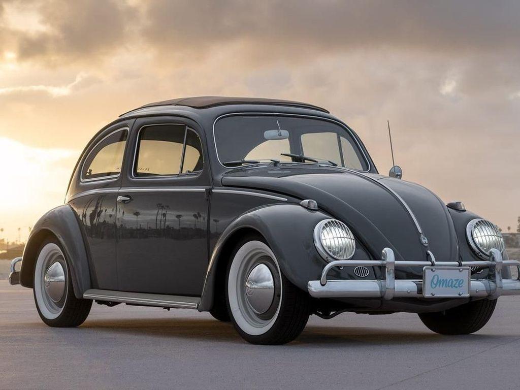 VW Beetle Jadul Diubah Jadi Mobil Listrik