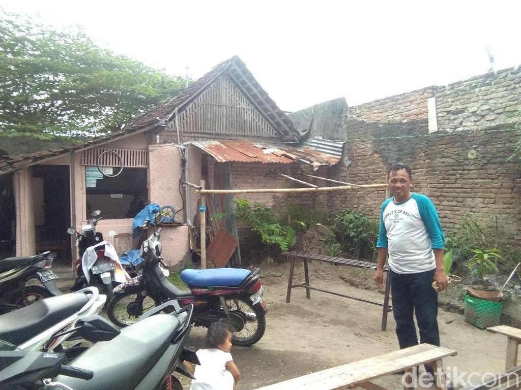 Kata Tetangga tentang Agus yang Diciduk Densus 88 di Yogya