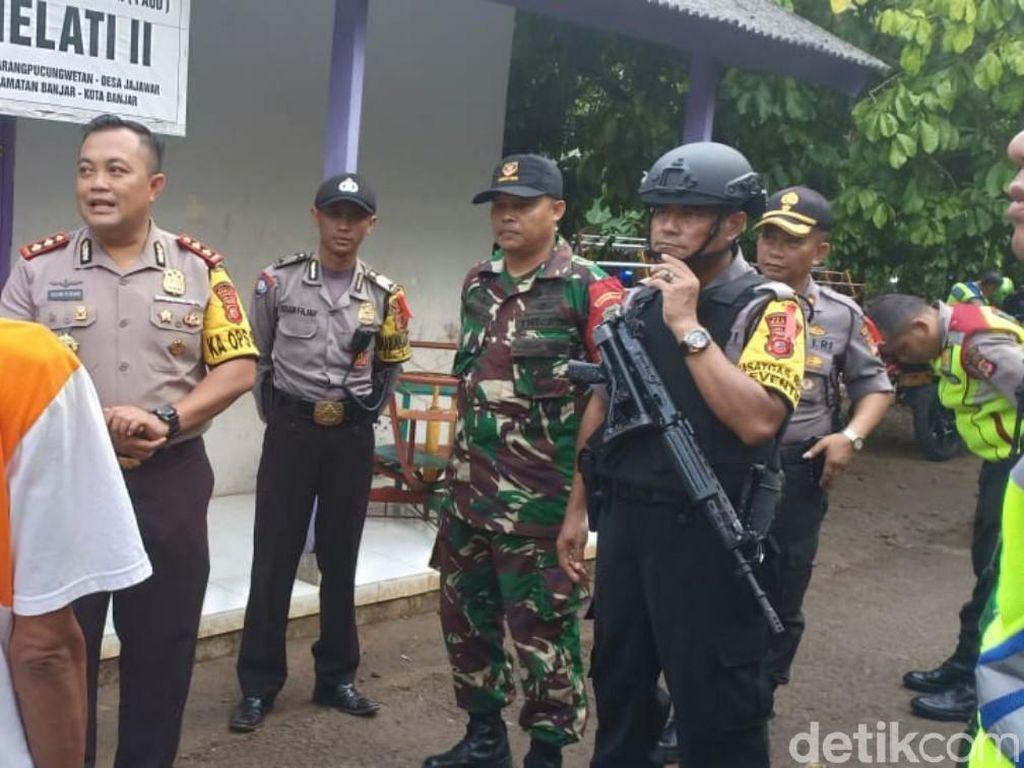 Polisi Siap Tindak Tegas Pengacau Pemilu di Kota Banjar