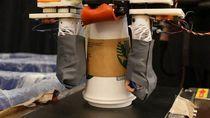 Kurangi Sampah, Ilmuwan Ciptakan Robot Daur Ulang Sampah