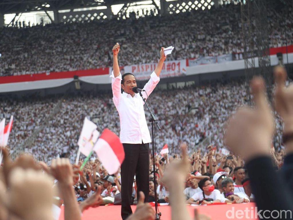 Jokowi: Indonesia akan Punya Ekonomi Terkuat 4 Besar Dunia