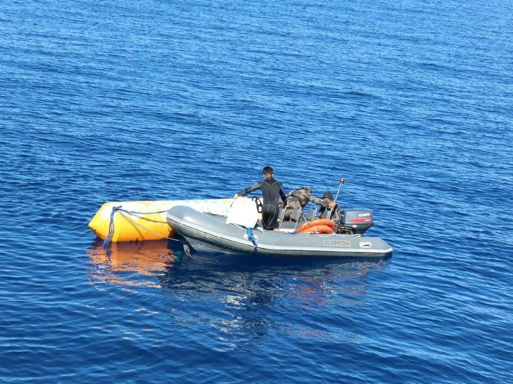 KKP Tertibkan 20 Rumpon di Laut Perbatasan Indonesia-Filipina