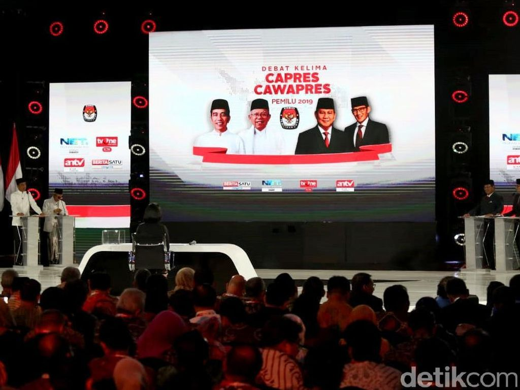 Usai Pilpres 2019, Prabowo-Sandi Kini Reuni di Kabinet Jokowi