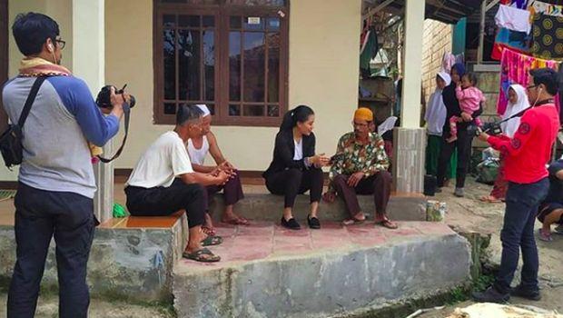 Cerita Moderator Debat Balques Manisang, Ibu Jadi Saksi Perjalanan Kariernya