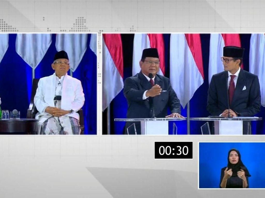 Jokowi Vs Prabowo: Dari Mobile Legends ke Swasembada Pangan