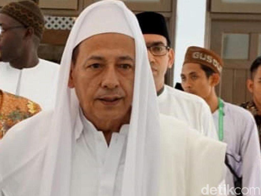 Habib Lutfhi Tunda Perhelatan Maulid Akbar Demi Hindari Hal Tak Terpuji