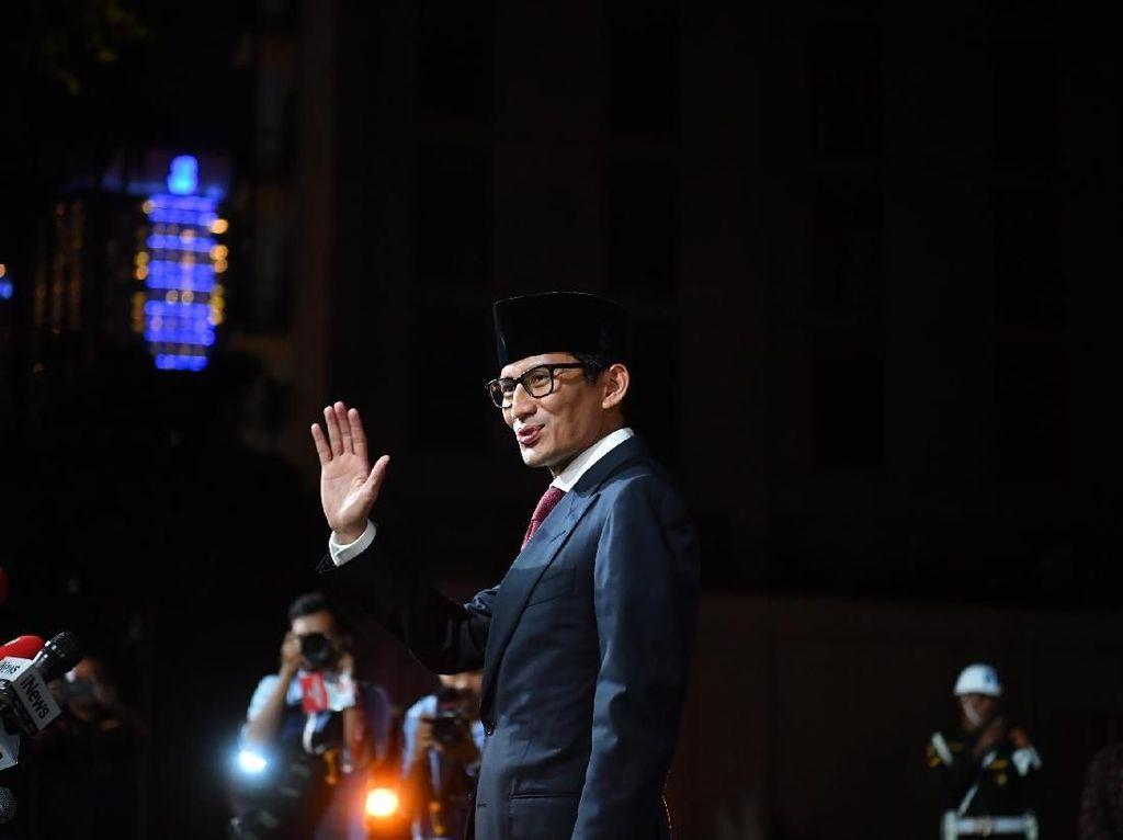 Adu Gaya Jokowi-Maruf dan Prabowo-Sandi di Debat Capres Terakhir