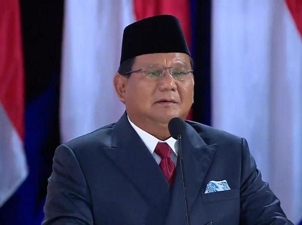Prabowo Tak Salahkan Jokowi: Ini Kesalahan Presiden-presiden Sebelum Bapak