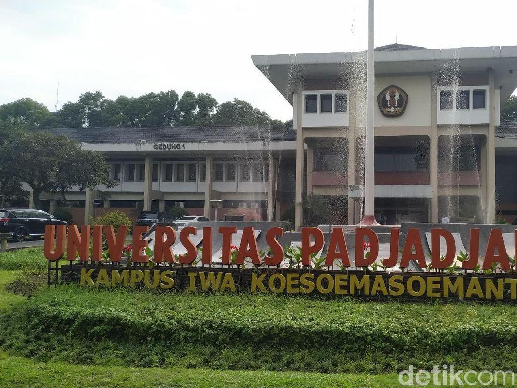 Pernah Gabung HTI, Wakil Dekan Fakultas Perikanan Unpad Diganti