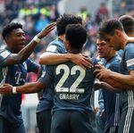 Hasil Liga Jerman: Hajar Dusseldorf 4-1, Bayern Munich Puncaki Klasemen