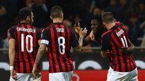 Susah Payah Milan Kalahkan Lazio
