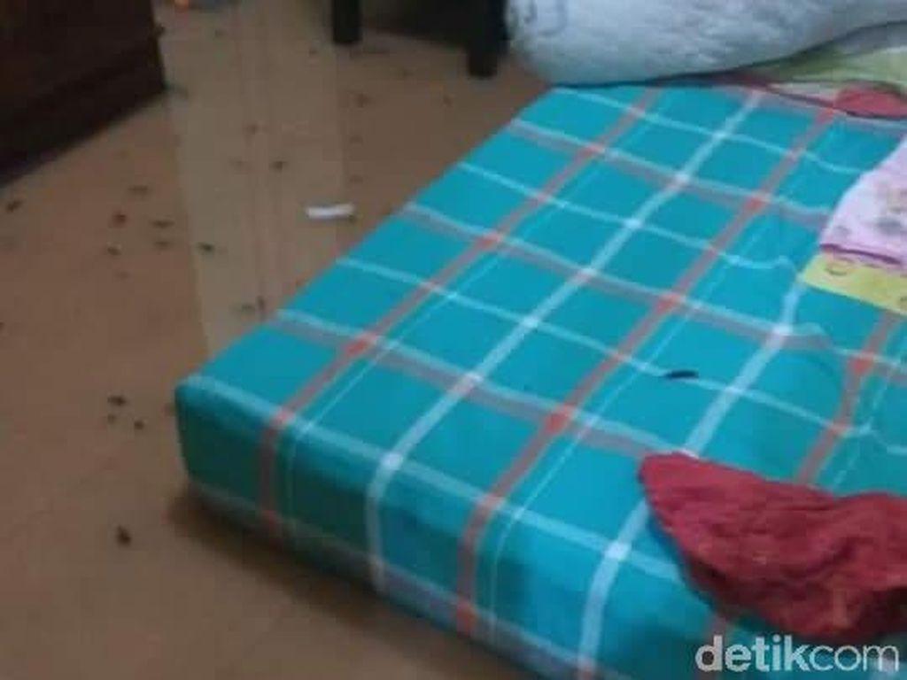 Banjir di Kendari, Sejumlah Warga Terjebak dalam Rumah