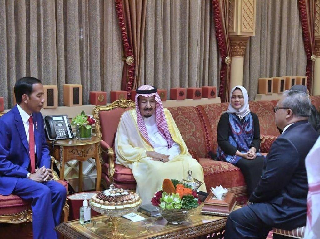 Menlu Retno: RI-Saudi Tingatkan Kerjasama di Sektor Energi dan Pariwisata