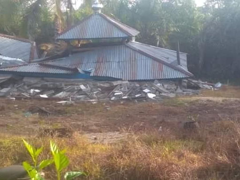 ACT Siagakan Bantuan untuk Korban Gempa Sulteng