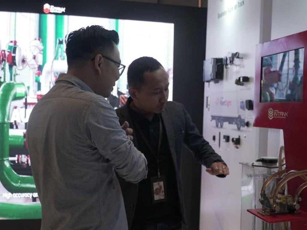 Telkomsel Rilis Intank, Solusi Manajemen BBM Berbasis IoT