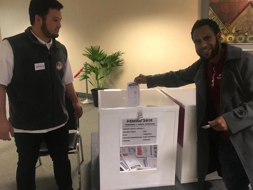 Pemilu di Toronto Kanada, 778 WNI Ikut Nyoblos