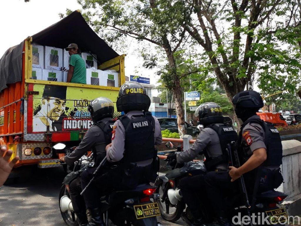 KPU Bantul Mulai Distribusikan Logistik Pemilu