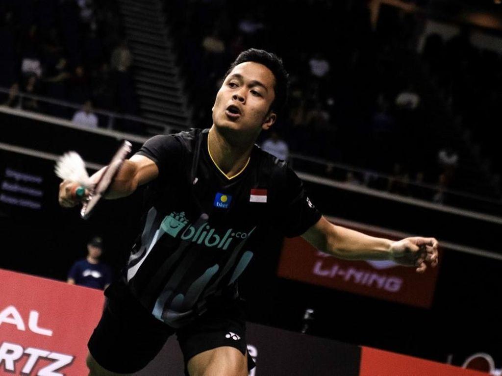 Jadwal Final Singapura Terbuka 2019: 2 Wakil Indonesia Berburu Gelar Juara