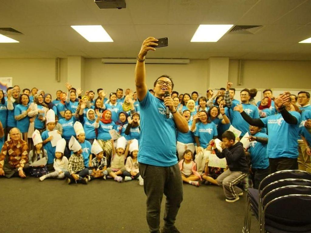 GenWI Christchurch Perkuat Promosi Kemenpar di Selandia Baru