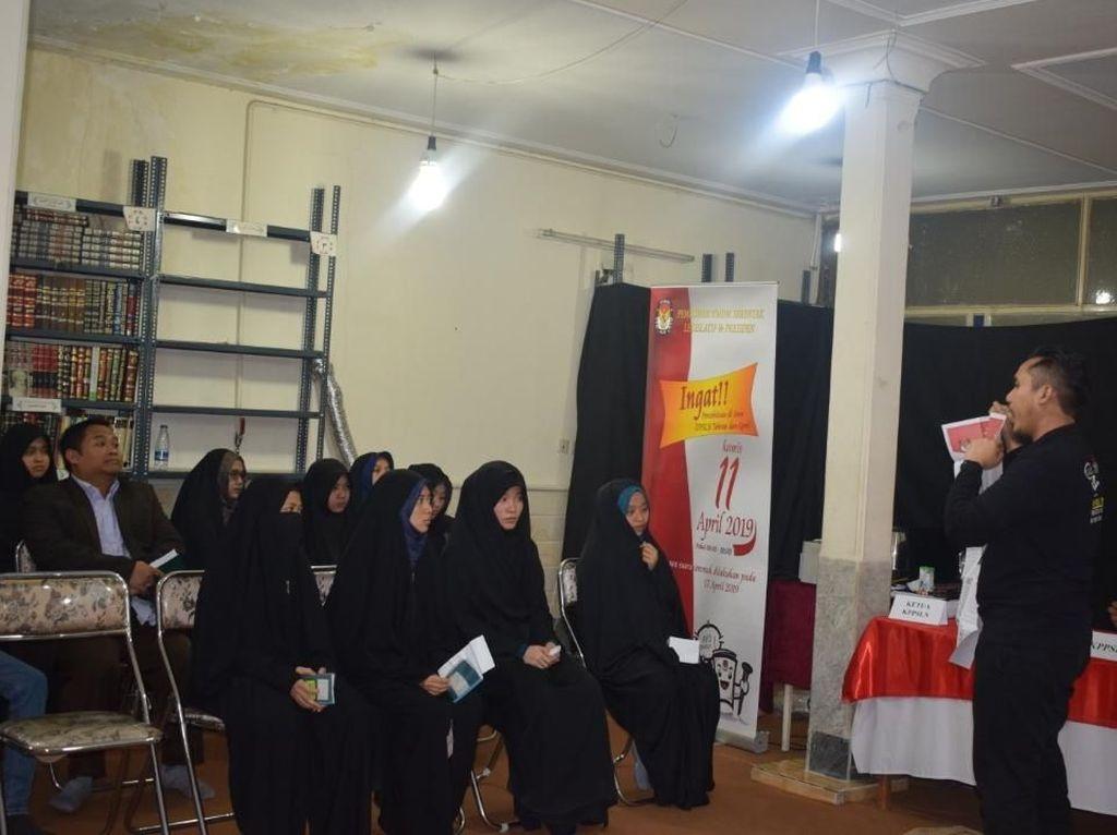 Partisipasi WNI di Iran Saat Pemilu 2019 Capai 96%