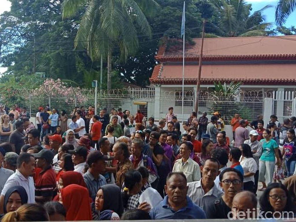 WNI Antusias, Pemilu di Timor Leste Berlangsung Sampai Malam