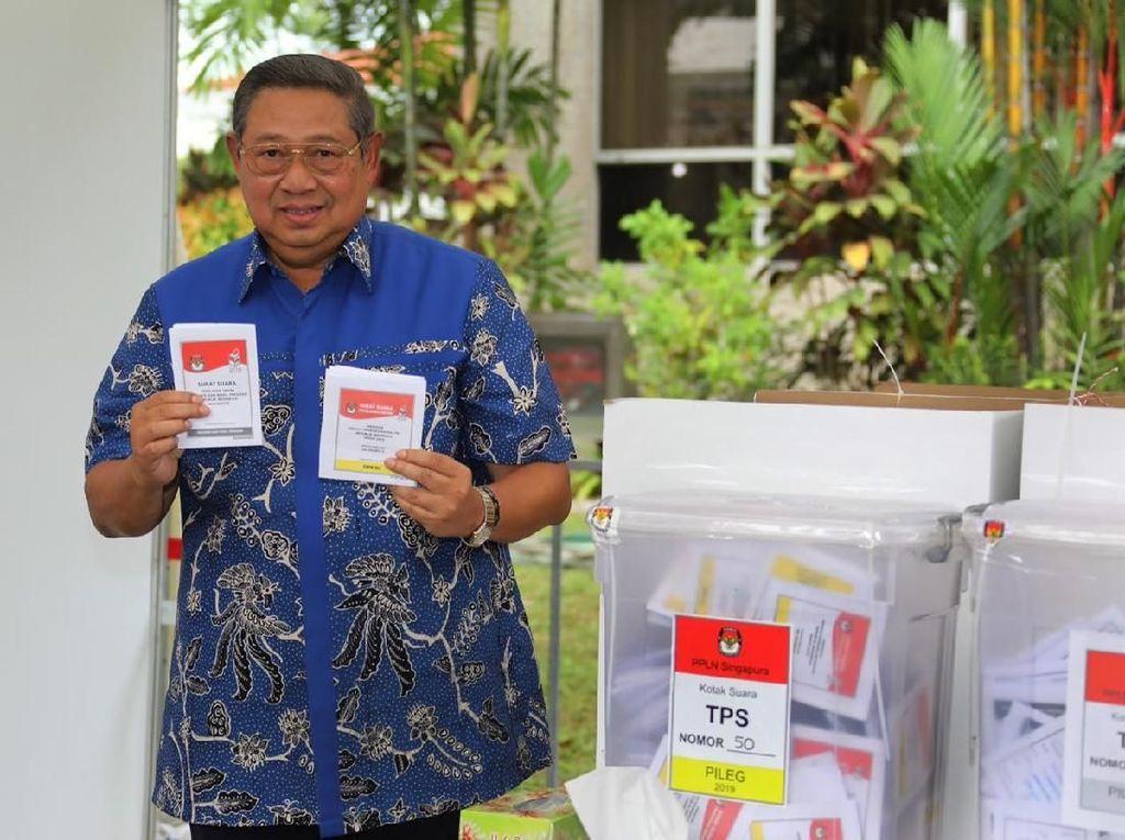 Dana Kampanye Demokrat Rp 190 M, Sumbangan Terbesar dari SBY