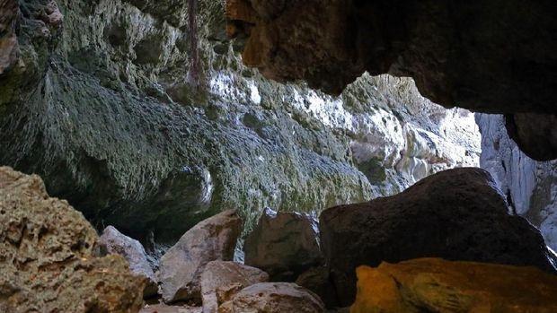 Gua Batu Cermin, Wisata ke Perut Bumi di Labuan Bajo