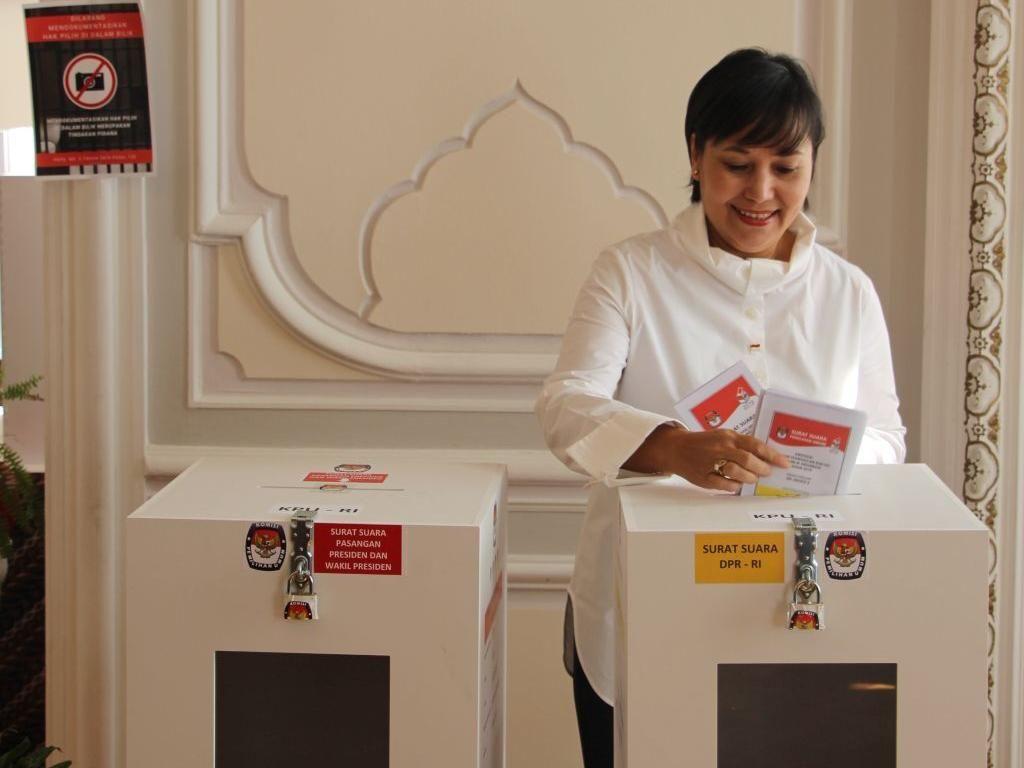 Partisipasi Pemilih Tinggi, 95% WNI di Budapest Nyoblos Pemilu