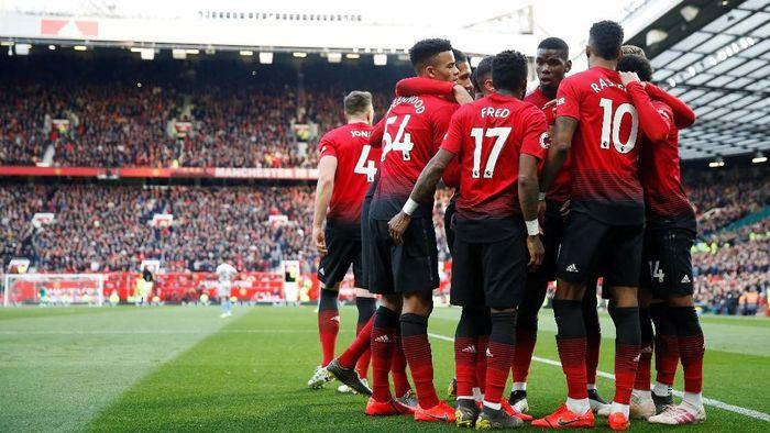 Manchester United berhasrat meraih satu trofi di musim baru. (Foto: Carl Recine/Reuters)