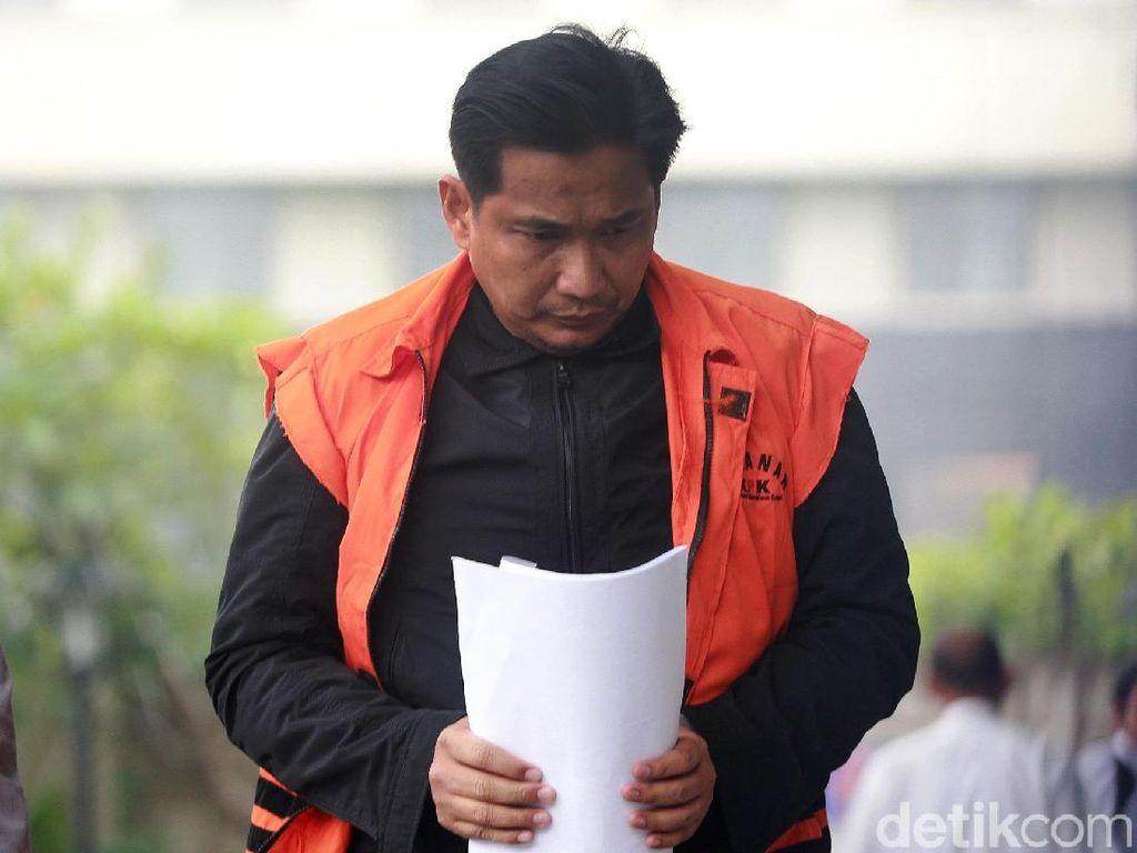 Bowo Sidik Diam Ditanya soal Siesa Darubinta terkait Kasus Suapnya