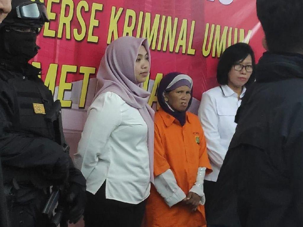 Penculik Balita di Bekasi Gunting Rambut dan Buang Celana Korban