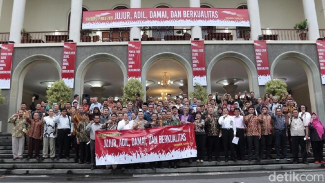 Akademisi di Yogyakarta Serukan Pemilu Damai